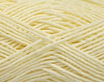 Fiber Content 100% Cotton, Brand ICE, Cream, Yarn Thickness 2 Fine  Sport, Baby, fnt2-57303