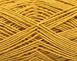 Fiber Content 100% Cotton, Brand ICE, Gold, Yarn Thickness 2 Fine  Sport, Baby, fnt2-57307