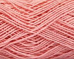 Fiber Content 100% Cotton, Light Pink, Brand ICE, Yarn Thickness 2 Fine  Sport, Baby, fnt2-57323