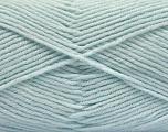 Fiber Content 80% Acrylic, 20% Polyamide, Brand ICE, Baby Blue, Yarn Thickness 3 Light  DK, Light, Worsted, fnt2-57382