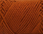 Items made with this yarn are machine washable & dryable. Fiber Content 100% Acrylic, Brand ICE, Copper, Yarn Thickness 4 Medium  Worsted, Afghan, Aran, fnt2-57407