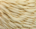 Fiber Content 90% Acrylic, 10% Cotton, Brand ICE, Cream, Yarn Thickness 3 Light  DK, Light, Worsted, fnt2-57452