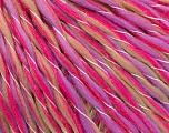 Fiber Content 90% Acrylic, 10% Polyamide, Lilac, Brand ICE, Fuchsia, Camel, fnt2-57544