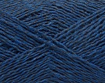 Fiber Content 90% Acrylic, 10% Polyamide, Navy, Brand ICE, fnt2-57585