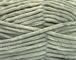 Fiber Content 100% Micro Fiber, Brand ICE, Greenish Grey, Yarn Thickness 4 Medium  Worsted, Afghan, Aran, fnt2-57619
