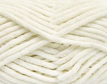 Fiber Content 100% Micro Fiber, Off White, Brand ICE, Yarn Thickness 4 Medium  Worsted, Afghan, Aran, fnt2-57625