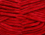 Fiber Content 100% Micro Fiber, Red, Brand ICE, Yarn Thickness 4 Medium  Worsted, Afghan, Aran, fnt2-57626