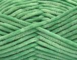 Fiber Content 100% Micro Fiber, Mint Green, Brand ICE, Yarn Thickness 4 Medium  Worsted, Afghan, Aran, fnt2-57640