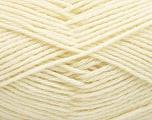 Fiber Content 65% Merino Wool, 35% Silk, Brand ICE, Cream, Yarn Thickness 3 Light  DK, Light, Worsted, fnt2-57668