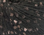 Fiber Content 90% Acrylic, 10% Polyester, Brand ICE, Brown Shades, Black, fnt2-57682