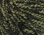Fiber Content 90% Acrylic, 10% Polyamide, Khaki, Brand ICE, Black, Yarn Thickness 2 Fine  Sport, Baby, fnt2-57699
