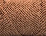 Fiber Content 50% Wool, 50% Acrylic, Brand ICE, Camel, fnt2-57729