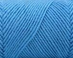 Fiber Content 50% Wool, 50% Acrylic, Light Blue, Brand ICE, fnt2-57731