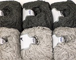 Fiber Content 100% Polyester, Mixed Lot, Brand ICE, fnt2-57766