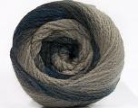 Fiber Content 90% Acrylic, 10% Polyamide, Navy, Brand ICE, Grey Shades, Camel, fnt2-57776