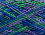 Fiber Content 100% Acrylic, Lilac, Brand ICE, Green, Blue, fnt2-57870