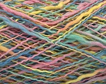 Conţinut de fibre 100% Bumbac, Yellow, Pink, Mint Green, Brand ICE, Blue, fnt2-57910