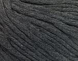 Fiber Content 100% Cotton, Brand ICE, Dark Grey, Yarn Thickness 5 Bulky  Chunky, Craft, Rug, fnt2-57937