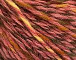 Fasergehalt 50% Acryl, 50% Wolle, Pink, Khaki, Brand ICE, Gold, fnt2-57999