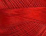 Fiber Content 100% Micro Fiber, Brand YarnArt, Dark Red, Yarn Thickness 0 Lace  Fingering Crochet Thread, fnt2-17314