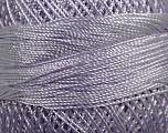 Fiber Content 100% Micro Fiber, Brand YarnArt, Light Lilac, Yarn Thickness 0 Lace  Fingering Crochet Thread, fnt2-17325