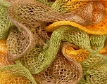 Fiber Content 100% Acrylic, Yellow, Brand ICE, Green, Camel, Yarn Thickness 6 SuperBulky  Bulky, Roving, fnt2-20677