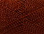 Fiber Content 100% Acrylic, Brand Ice Yarns, Brown, Yarn Thickness 2 Fine  Sport, Baby, fnt2-23582
