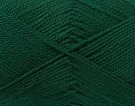 Fiber Content 100% Acrylic, Brand Ice Yarns, Dark Green, Yarn Thickness 2 Fine  Sport, Baby, fnt2-23586