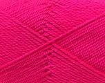 Fiber Content 100% Acrylic, Brand Ice Yarns, Fuchsia, Yarn Thickness 2 Fine  Sport, Baby, fnt2-23591