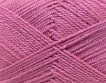 Fiber Content 100% Acrylic, Rose Pink, Brand Ice Yarns, Yarn Thickness 2 Fine  Sport, Baby, fnt2-23592