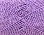 Fiber Content 100% Acrylic, Light Lilac, Brand ICE, Yarn Thickness 2 Fine  Sport, Baby, fnt2-23594