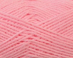 Worsted  Fiber Content 100% Acrylic, Pink, Brand ICE, Yarn Thickness 4 Medium  Worsted, Afghan, Aran, fnt2-23730