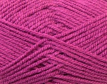Worsted  Fiber Content 100% Acrylic, Rose Pink, Brand Ice Yarns, Yarn Thickness 4 Medium  Worsted, Afghan, Aran, fnt2-23732