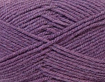 Worsted  Fiber Content 100% Acrylic, Light Maroon, Brand Ice Yarns, Yarn Thickness 4 Medium  Worsted, Afghan, Aran, fnt2-23733