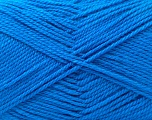 Fiber Content 100% Acrylic, Brand Ice Yarns, Blue, Yarn Thickness 2 Fine  Sport, Baby, fnt2-23782