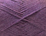 Fiber Content 100% Acrylic, Purple, Brand Ice Yarns, Yarn Thickness 2 Fine  Sport, Baby, fnt2-23784