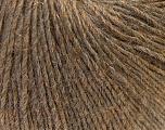 Fiber Content 48% Merino Wool, 27% Acrylic, 25% Polyamide, Brand Ice Yarns, Camel, Brown, Yarn Thickness 2 Fine  Sport, Baby, fnt2-26134