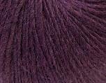 Fiber Content 48% Merino Wool, 27% Acrylic, 25% Polyamide, Purple, Brand Ice Yarns, Yarn Thickness 2 Fine  Sport, Baby, fnt2-26145