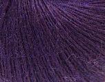 Fiber Content 48% Merino Wool, 27% Acrylic, 25% Polyamide, Brand Ice Yarns, Dark Purple, Yarn Thickness 2 Fine  Sport, Baby, fnt2-26147