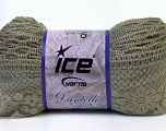 Fiber Content 65% Nylon, 35% Acrylic, Light Khaki, Brand Ice Yarns, Yarn Thickness 6 SuperBulky  Bulky, Roving, fnt2-30611