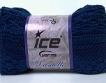 Fiber Content 65% Nylon, 35% Acrylic, Navy, Brand Ice Yarns, Yarn Thickness 6 SuperBulky  Bulky, Roving, fnt2-30613