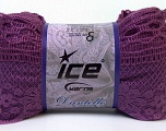 Fiber Content 65% Nylon, 35% Acrylic, Orchid, Brand Ice Yarns, Yarn Thickness 6 SuperBulky  Bulky, Roving, fnt2-30616