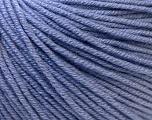 Fiber Content 60% Cotton, 40% Acrylic, Lilac, Brand Ice Yarns, Yarn Thickness 2 Fine  Sport, Baby, fnt2-32562