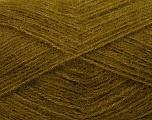 Fiberinnhold 70% Angora, 30% Akryl, Brand Ice Yarns, Dark Green, Yarn Thickness 2 Fine  Sport, Baby, fnt2-35672