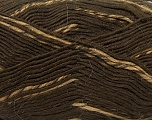 Fiber Content 90% Premium Acrylic, 10% Polyamide, Light Brown, Brand Ice Yarns, Dark Brown, Yarn Thickness 3 Light  DK, Light, Worsted, fnt2-36294