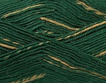 Fiber Content 90% Premium Acrylic, 10% Polyamide, Brand Ice Yarns, Green, Yarn Thickness 3 Light  DK, Light, Worsted, fnt2-36300