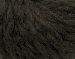 Conţinut de fibre 50% Acrilic, 50% Lână, Brand Ice Yarns, Dark Brown, Yarn Thickness 5 Bulky  Chunky, Craft, Rug, fnt2-37874