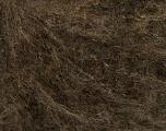 Fiber Content 27% Wool, 25% Alpaca, 24% Polyamide, 24% Acrylic, Brand Ice Yarns, Brown, Yarn Thickness 1 SuperFine  Sock, Fingering, Baby, fnt2-37891