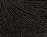 Fiber Content 50% Merino Wool, 25% Alpaca, 25% Acrylic, Brand Ice Yarns, Dark Brown, Yarn Thickness 3 Light  DK, Light, Worsted, fnt2-38141