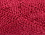 Fiber Content 100% Acrylic, Brand Ice Yarns, Dark Salmon, Yarn Thickness 3 Light  DK, Light, Worsted, fnt2-39450